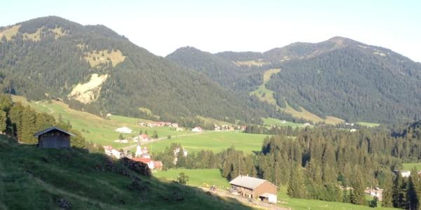 Blick in's Tal