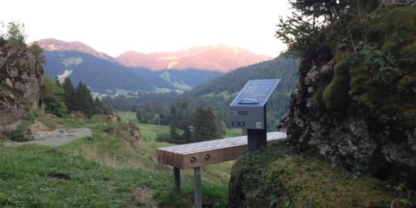 Höhenweg Balderschwang